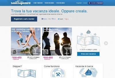 Arriva sailsquare.com, il social network per organizzare la tua vacanza in barca a vela