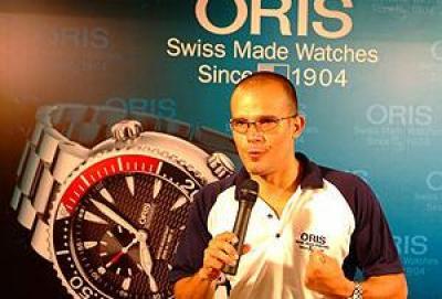 Oris e Carlos Coste, partnership vincente