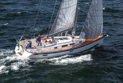 Hallberg Rassy 412, qualità dalla Svezia