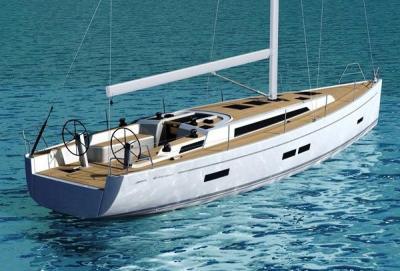 Grand Soleil 47, crociera e regata