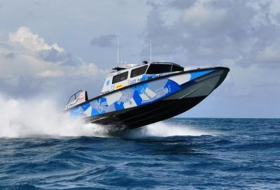 Nuovo record sulla tratta New York-Bermuda per FB Design e FPT Industrial