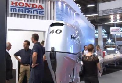 Il nuovo 40 cv di Honda