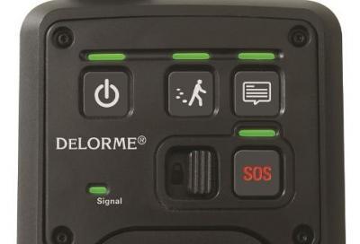 Inreach Delorme, soccorso multimediale