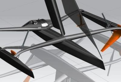 Arriva l'Hidroptére 2