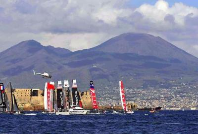 Coppa America: domani al via, subito sfida tra Luna Rossa e Artemis
