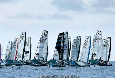 Alle Hawaii parte il Moth World Championship 2013