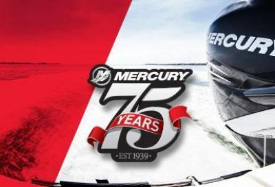 I 75  anni di Mercury Marine