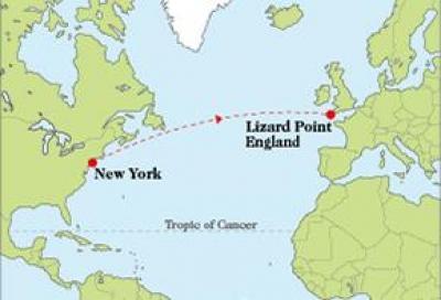 Maserati a New York per sfidare il Nord Atlantico