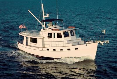 Kadey-Krogen 44, trawler americano