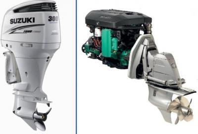 Fb Suzuki contro efb Volvo