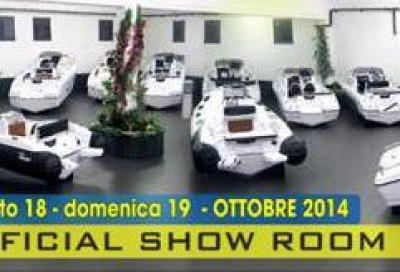 Ranieri International inaugura il nuovo showroom