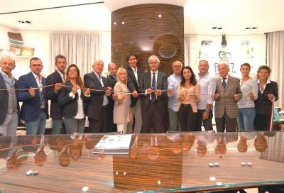 Nuovo show room Benetti a Fort Lauderdale