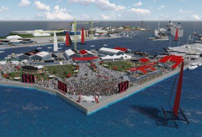 La Coppa America si correrà a Bermuda