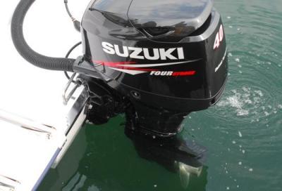 Fuoribordo Suzuki a tasso zero