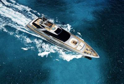 Riva 50 metri, mega yacht su misura