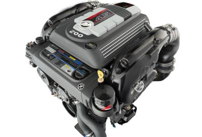 Nuovi motori Mercury Marine e Mercury Racing