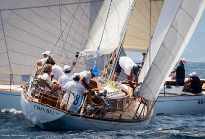 Dal Tino all'Elba a bordo del Sangermani Chin Blu III