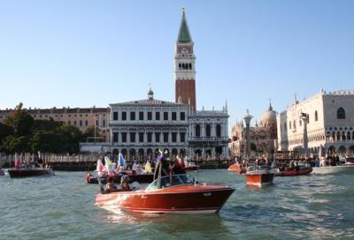 50 Riva storici alla conquista di Venezia