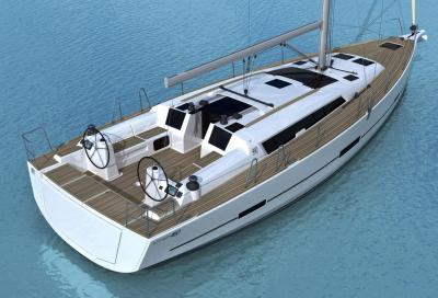 Dufour Yachts 460 GL, la crociera è servita