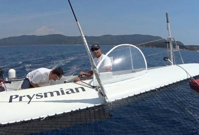 In navigazione su FênetréA-Prysmian di Pedote