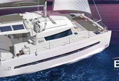 I catamarani Bali 4.0 e 4.3 visibili a Loano il 30 e 31 ottobre