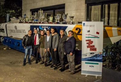 Team Al&Al al via il record Napoli-Montecarlo