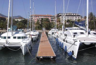 Ormeggia il tuo multiscafo a La Spezia!