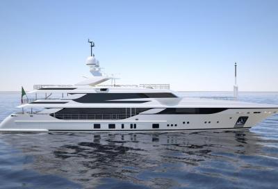 Benetti e Fraser vendono il nuovo 50 m. FB802 M/Y Breeze