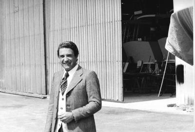 Addio a Mario Amati, il padre dei motoscafi Itama