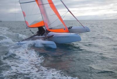 Astus Boat 16.5, trimarano per tutti