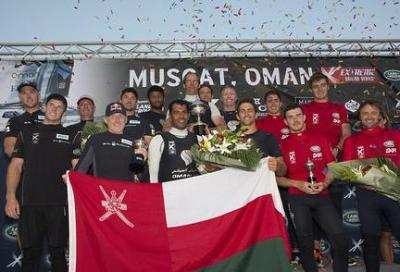 Oman Air vince la prima tappa