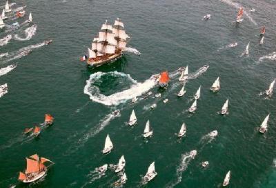 Brest, il raduno oceanico