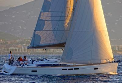 Il nuovo Sun Odyssey 519 lo vedi al Marina di Loano