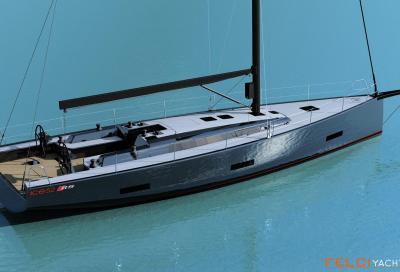 Ice yachts 52 rs, potenza pura