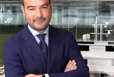 Luca Boldrini è direttore vendite dei Motor Yacht Picchiotti