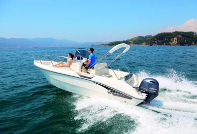 Prova Capelli 20.5, la barca evergreen