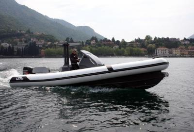LTN 26 Venom, il battello in alluminio