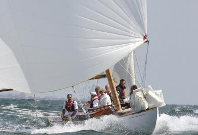 L'8m SI Aria ha vinto il Nastro Azzurro di Trieste