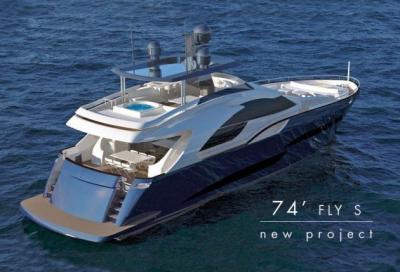 Austin Parker 74 Fly S, yacht con due anime