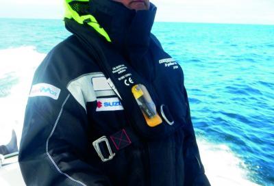 L'oceano in gommone con Sergio Davì