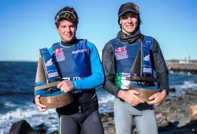Pilati e Tubagotti terzi al mondiale Red Bull Foiling Generation 2016!