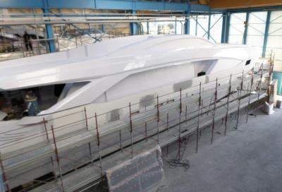 Amer Yachts, guarda le foto del primo Amer 110