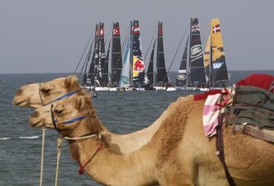 Extreme Sailing Series, scatta in Oman la stagione 2017