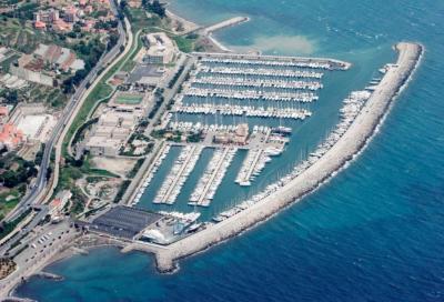 Barche in mostra a Marina degli Aregai