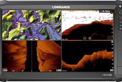 Lowrance HDS Carbon 16, arriva il display più grande!