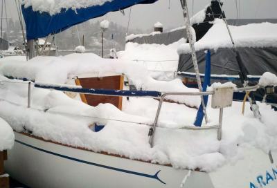 La barca dopo l'inverno