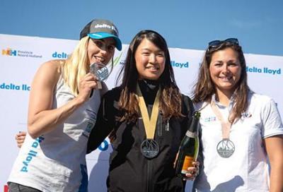 Tre bronzi per l'Italia alla Delta Lloyd Regatta