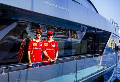 Il nuovo Riva 100' Corsaro conquista Monte Carlo