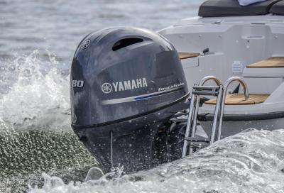 Yamaha lancia il nuovo F80D