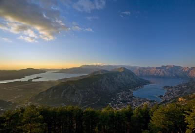 Montenegro, fiordi balcanici